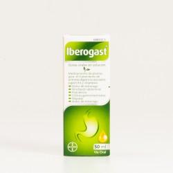 Iberogast Gotas orales solución, 50ml.