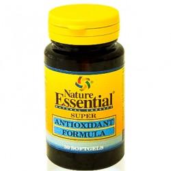 Nature essentials antioxidante fórmula 30 perlas