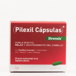Pilexil Strensia, 100 Cápsulas.