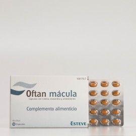 Oftan mácula 90 capsulas