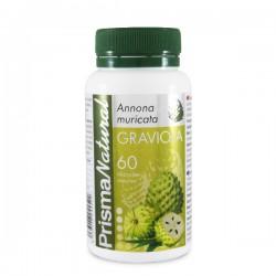 Prisma Natural Graviola, 60 Caps.