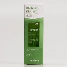 Hidraloe Gel de Aloe Sesderma. 250ml