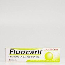 Pasta dientes Fluocaril bi-fluore 250 125ml.