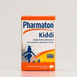 Pharmaton Kiddi, 30 gominolas