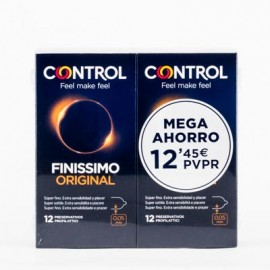 Preservativos Control finissimo 24 unid