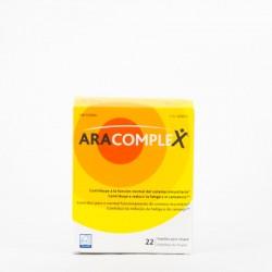 Aracomplex, 22 Pastillas.