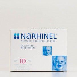 Narhinel recambios 10 unidades