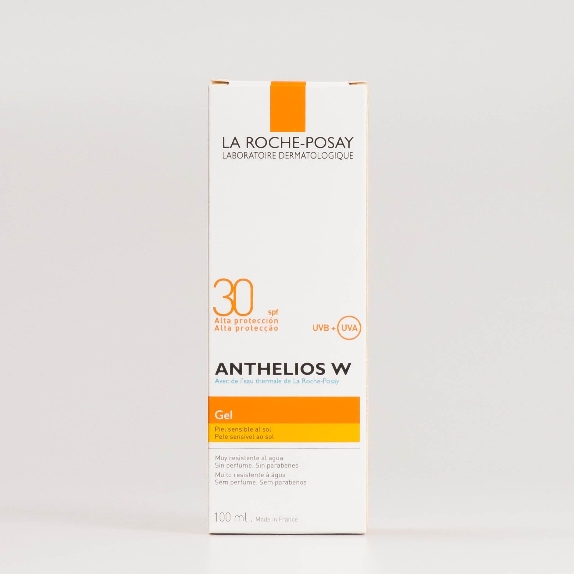 Anthelios XL Gel Spf 30+ 100ml