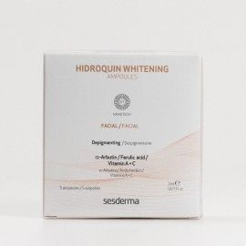 Hidroquin Whitening Ampollas Sesderma