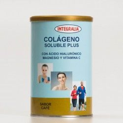 Colágeno soluble Plus Integralia. Café. 360g