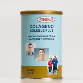 Colágeno soluble Plus Integralia sabor café