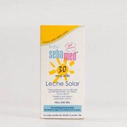 Sebamed Baby Leche solar SPF30, 200ml