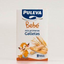 Puleva Bebé Mis Primeras Galletas, 150g.