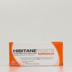 Hibitane Forte sabor naranja