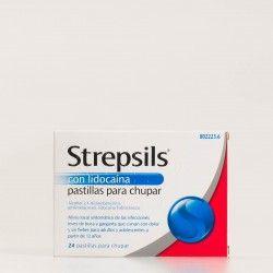 Strepsils con lidocaína