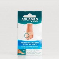 Aquamed Protector juanetes , 1 Apósito.