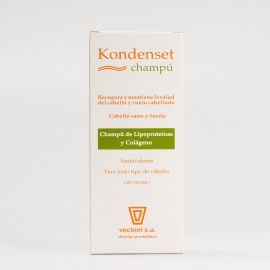 Kondenset Champú, 400ml.