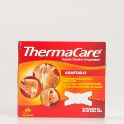 Thermacare Adaptable, 3 parches.