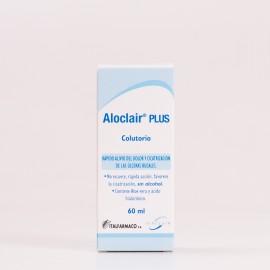 Aloclair Plus colutorio, 60ml.