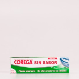 Corega Sin Sabor, 40gr.
