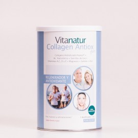 Vitanatur Collagen Antiox plus, 360g