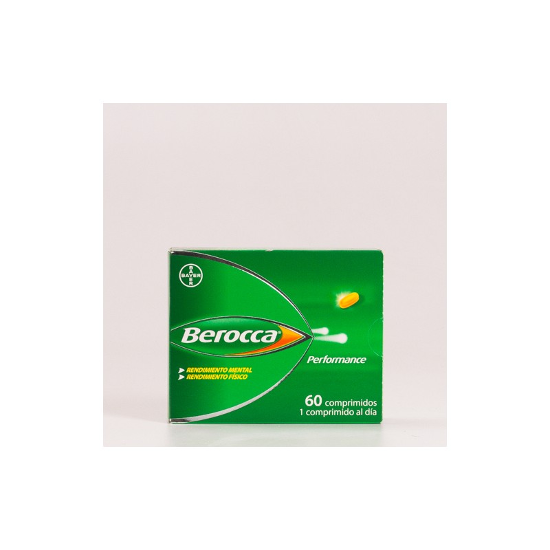 Berocca performance test