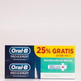 Oral-B Pasta Pro-Expert Professional Encias. 2x125ml