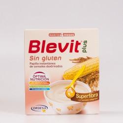Blevit Plus Superfibra Sin Gluten, 600gr.