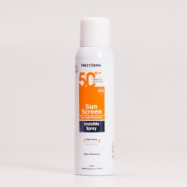 Frezyderm SunScreen Invisible Spray SPF50, 150ml.