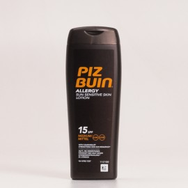 Piz Buin SPF15 Allergy Loción, 200ml.