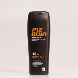 Piz Buin SPF15 Allergy Loción, 200ml.