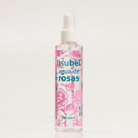 Agua de rosas lisubel 200 ml