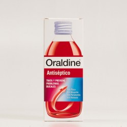 Oraldine Antiséptico Colutorio, 400ml+200ml*