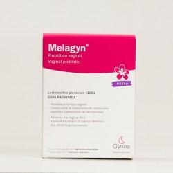 Melagyn Probiótico Vaginal, 7Comp.