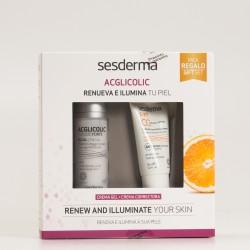Sesderma Pack AcGlicolic + C-Vit CC Cream REGALO