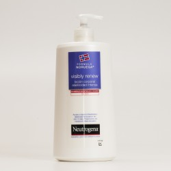 Neutrogena Visibly Renew Loción Corporal Elasticidad Intensa, 400ml.