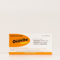 Ocuvite Lutein, 60 comprimidos