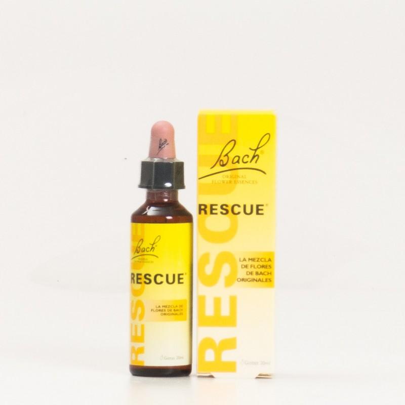 Bach Rescue Remedy Remedio Ansiedad