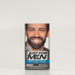 JUST FOR MEN BIGOTE Y BARBA GEL COLORANTE 30