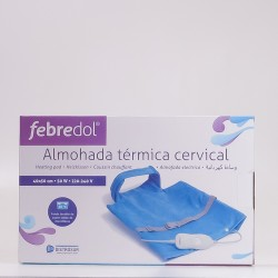 Febredol Almohadilla Eléctrica Cervical