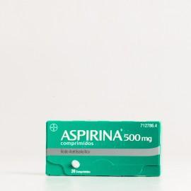 Aspirina 20 comprimidos