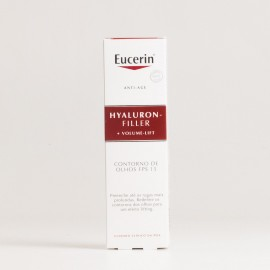 EUCERIN HYALURON FILLER VOLUME LIFT CONTORNO DE 15 ML