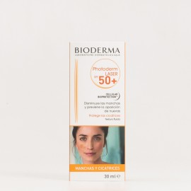Bioderma Photoderm LASER SPF50+ Crema, 30ml.