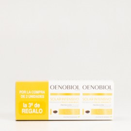 Oenobiol Solar Intensivo Pieles Sensibles TRIPLO