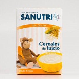 Sanutri Cereales Sin Gluten, 600g