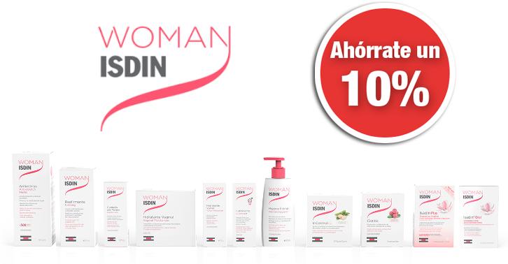 Promo-Woman-Isdin