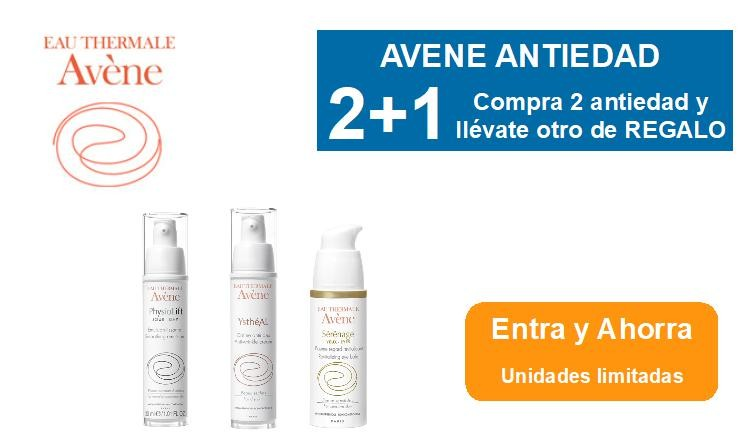 Avene Antiedad 2+1